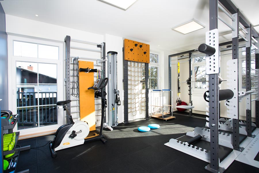 KraftOrt Trainingsstudio Hamburg Sasel