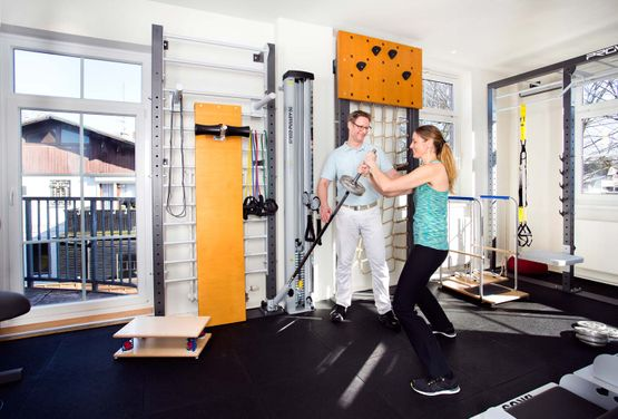 KraftOrt Trainingsstudio 7